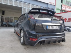FORD FOCUS 2 RS ARKA TAMPON