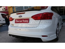 FORD FOCUS 3 SD ARKA TAMPON EKİ-