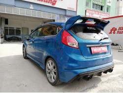 FORD FİESTA RS ARKA TAMPON