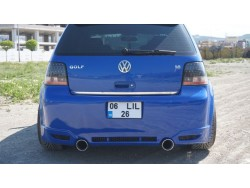 VW GOLF 4 R32 ARKA TAMPON