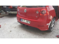 VW GOLF 5 R32 ARKA TAMPON EKİ
