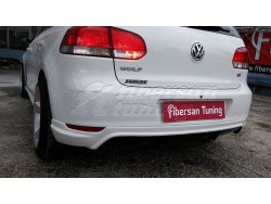 VW GOLF 6 ARKA TAMPON EKİ